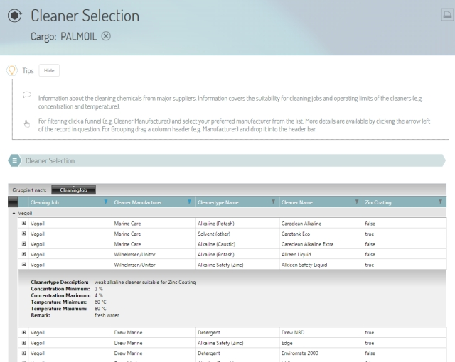 cleaner_selection